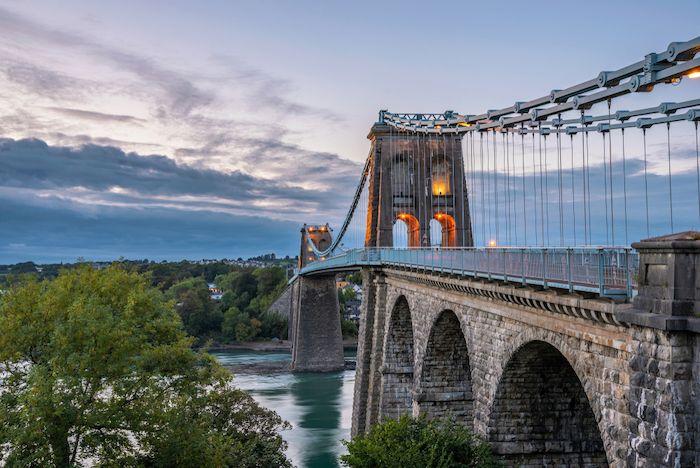 Menai Bridge Bangor
