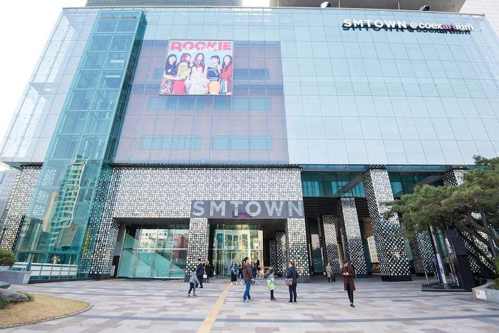 SM Town Gangnam