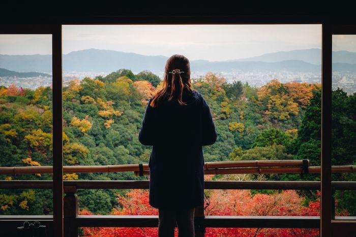 Koyo season kyoto