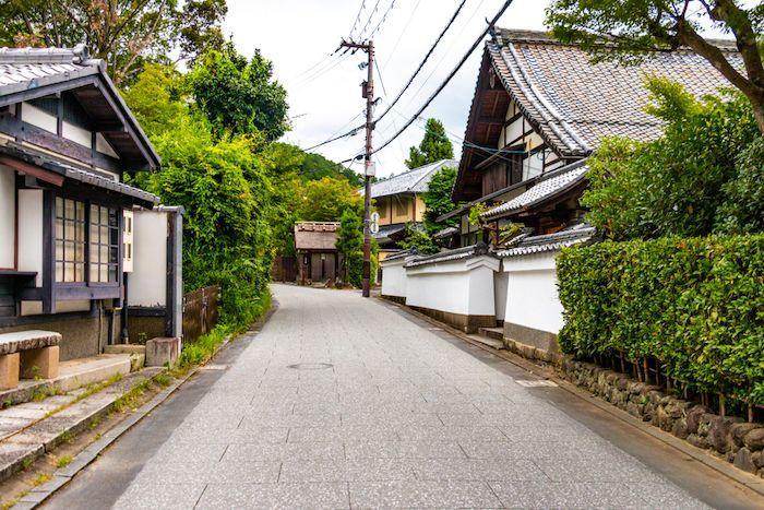 Arashiyama townscape