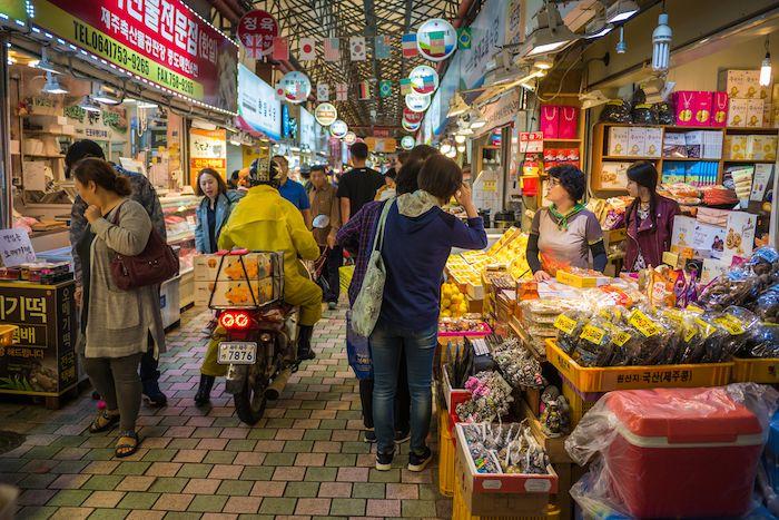 Dongmun Market