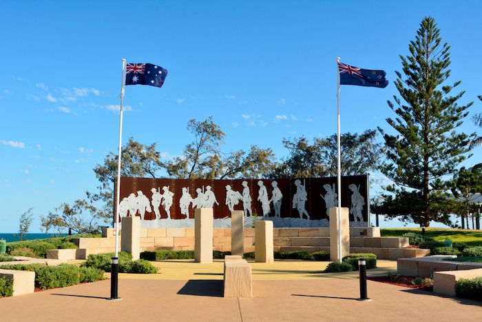 Emu Park Anzac War Memorial Boardwalk