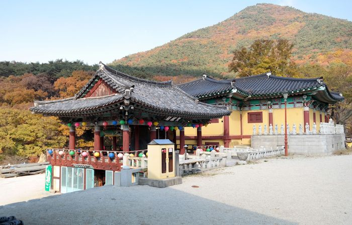 Heungguksa temple