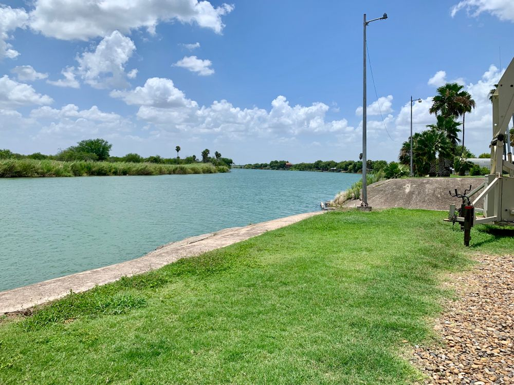 Hiking and Cycling Trails McAllen