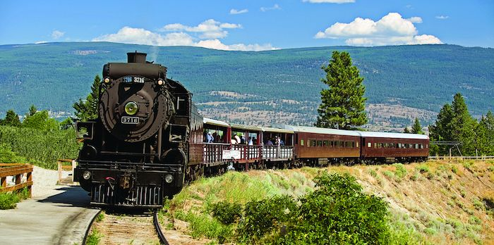 Kettle Valley Railway