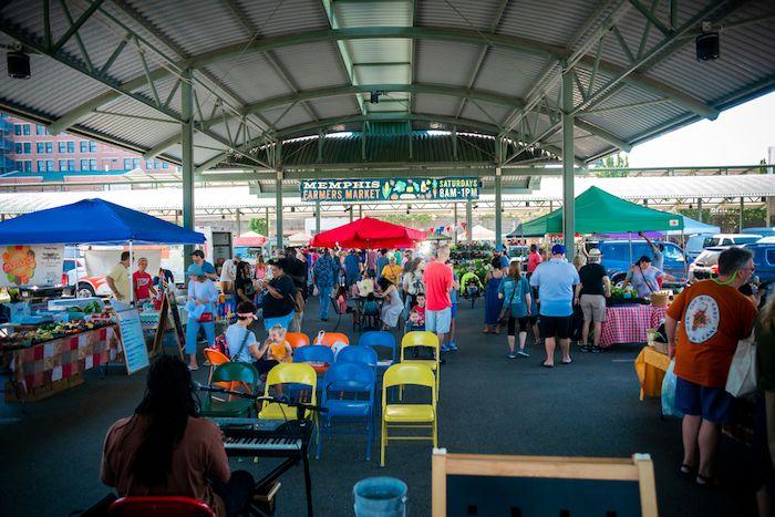Memphis City Farmers Market