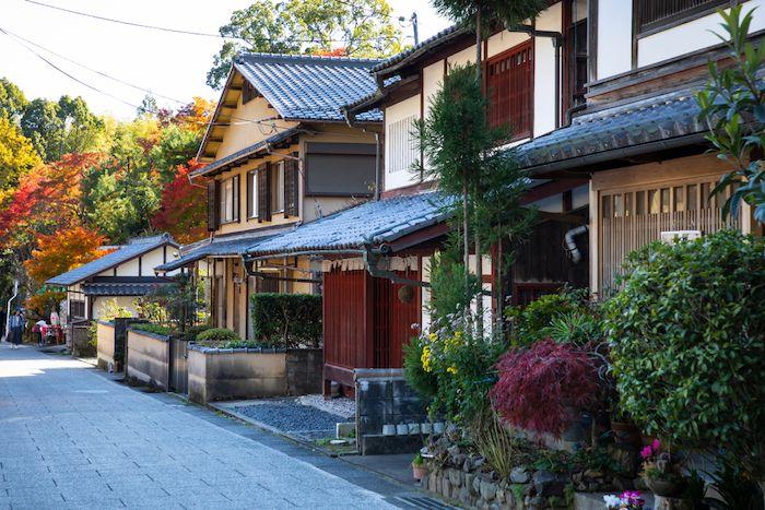 Saga Toriimoto Preserved Street