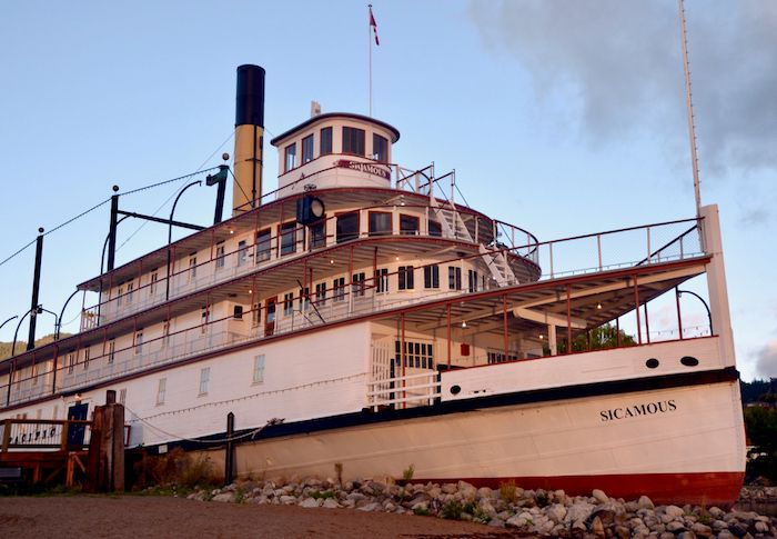SS Sicamous Museum & Heritage Park