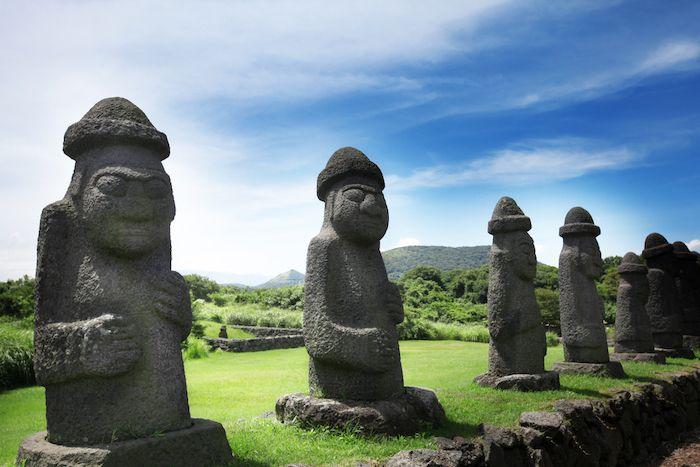 Stone Park Jeju