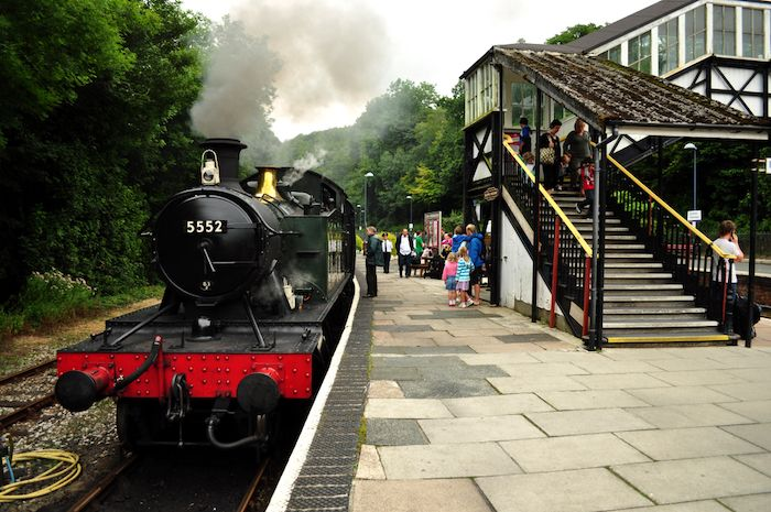 Wenford Railway