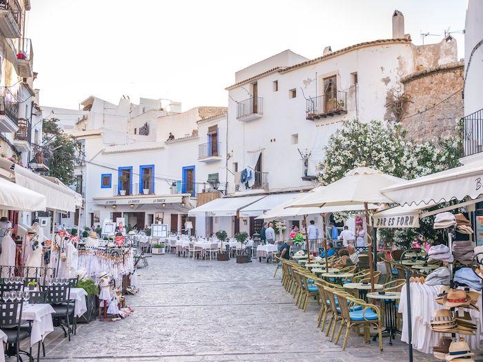 Ibiza town restaurants