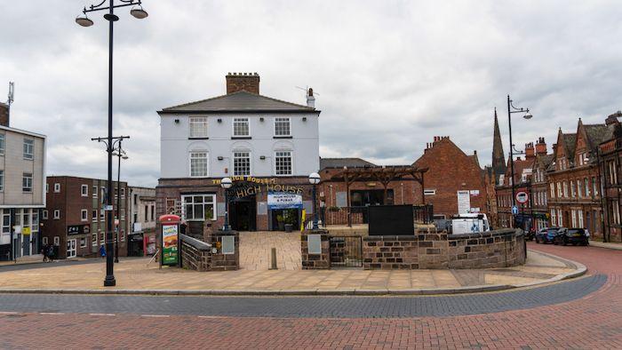 Rotherham Pub