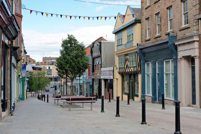 Rotherham street