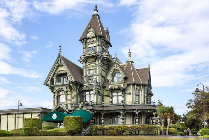 Magnificent Carson Mansion