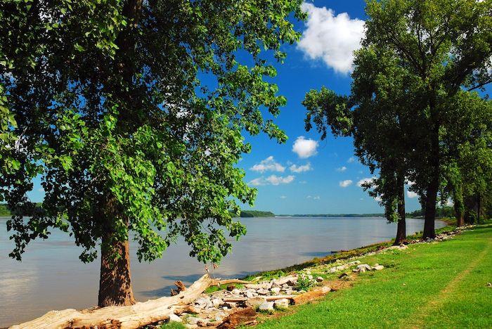 Greenbelt Park Memphis