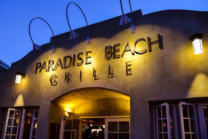 Paradise Beach Grille