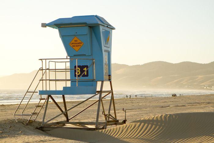 Pismo City Beach