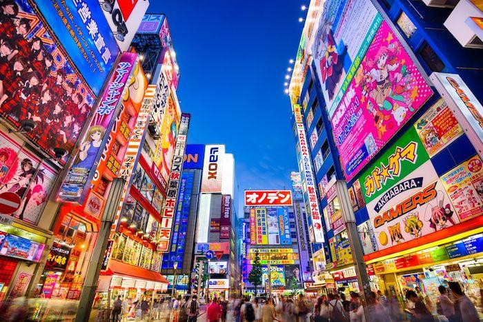 electronics shops Akihabara