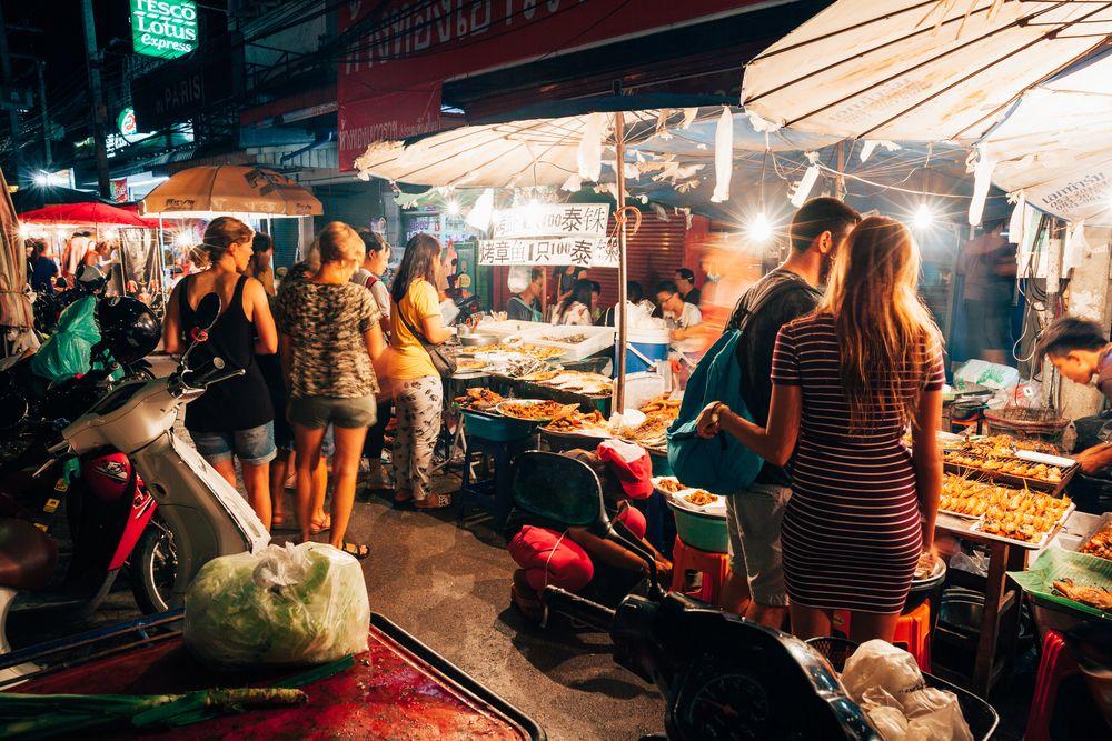 Chiang Mai market
