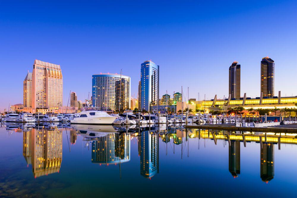 Embarcadero San Diego