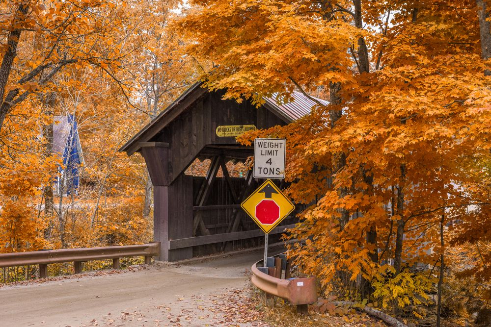Emily's Covered Bridge