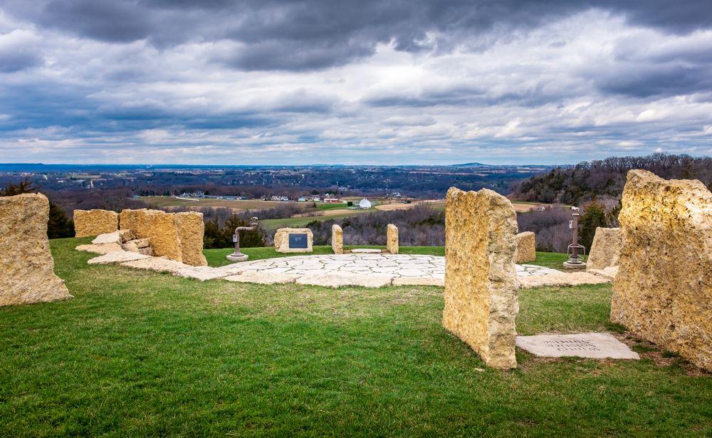 Horseshoe Mound