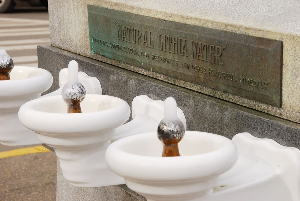 Lithia Spring Water