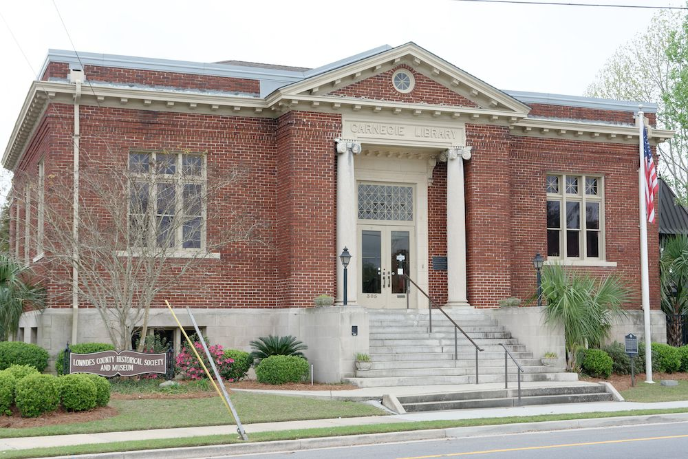 Lowndes County Historical Society and Museum