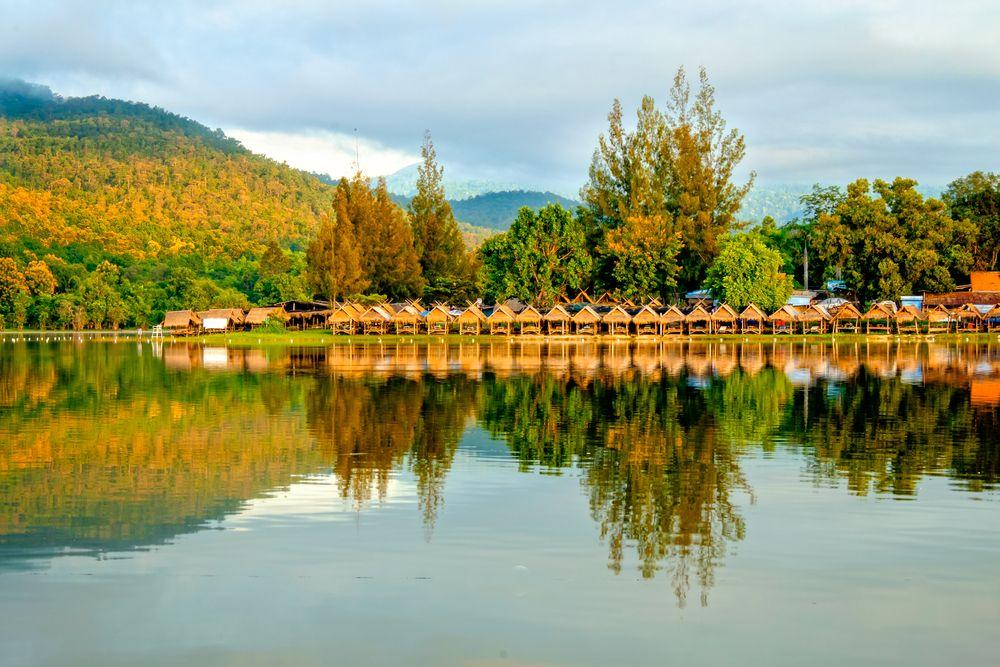 Mai Huay Tung Tao Lake