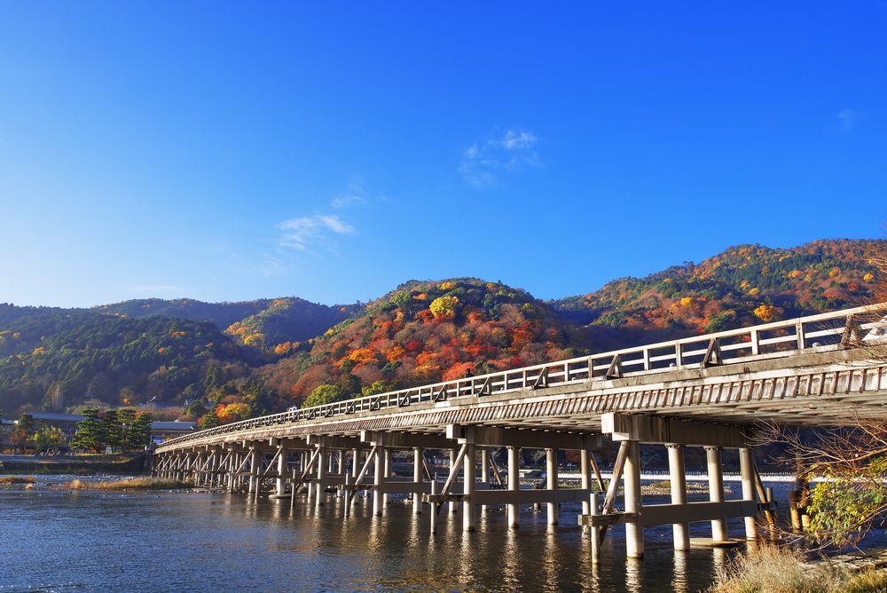 Togetsu-kyō Bridge