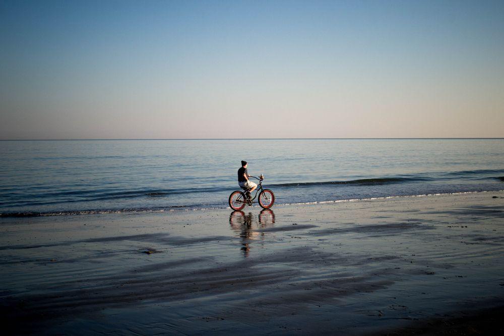 Tybee Island bike