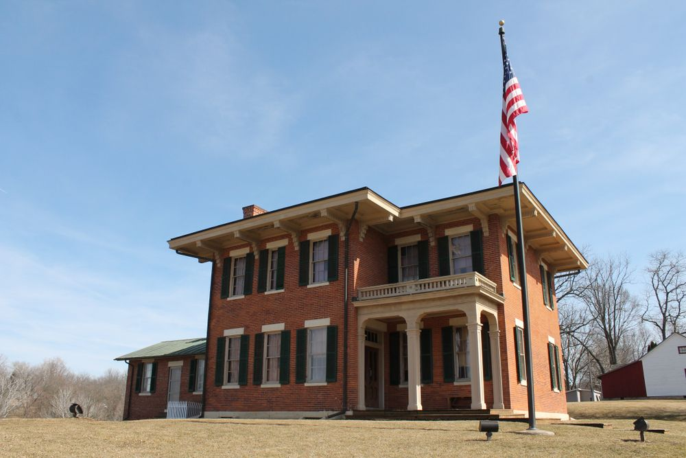 Ulysses S. Grant Home