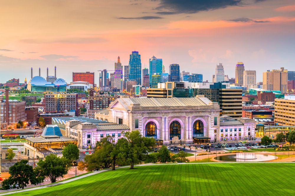 Union Kansas City Station