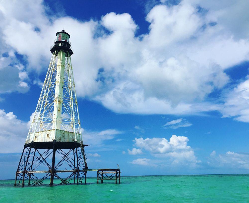 Alligator Reef Lighthouse