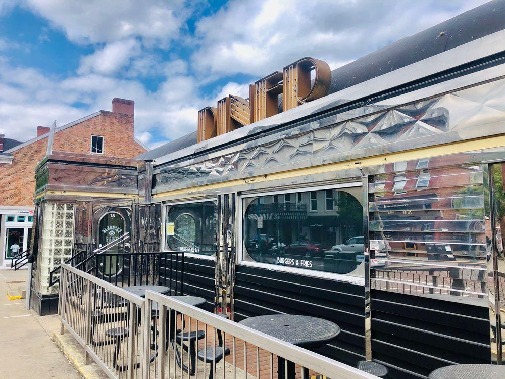 Court Street Diner Athens, Ohio