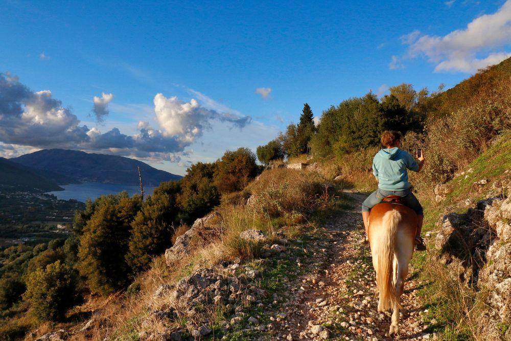 Horse Riding Kefalonia