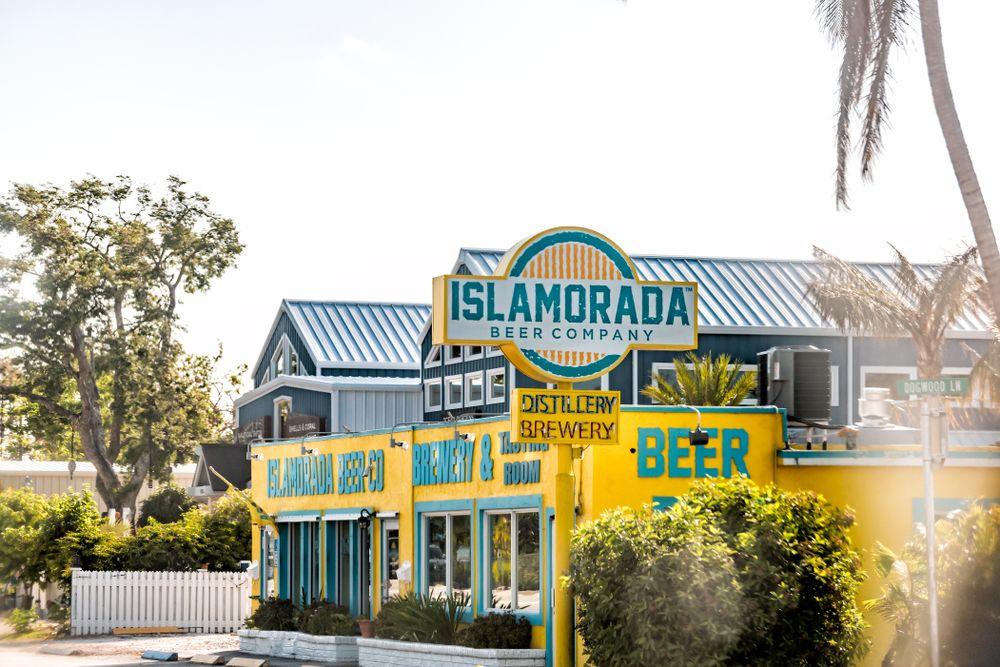 Islamorada Beer Company Brewery
