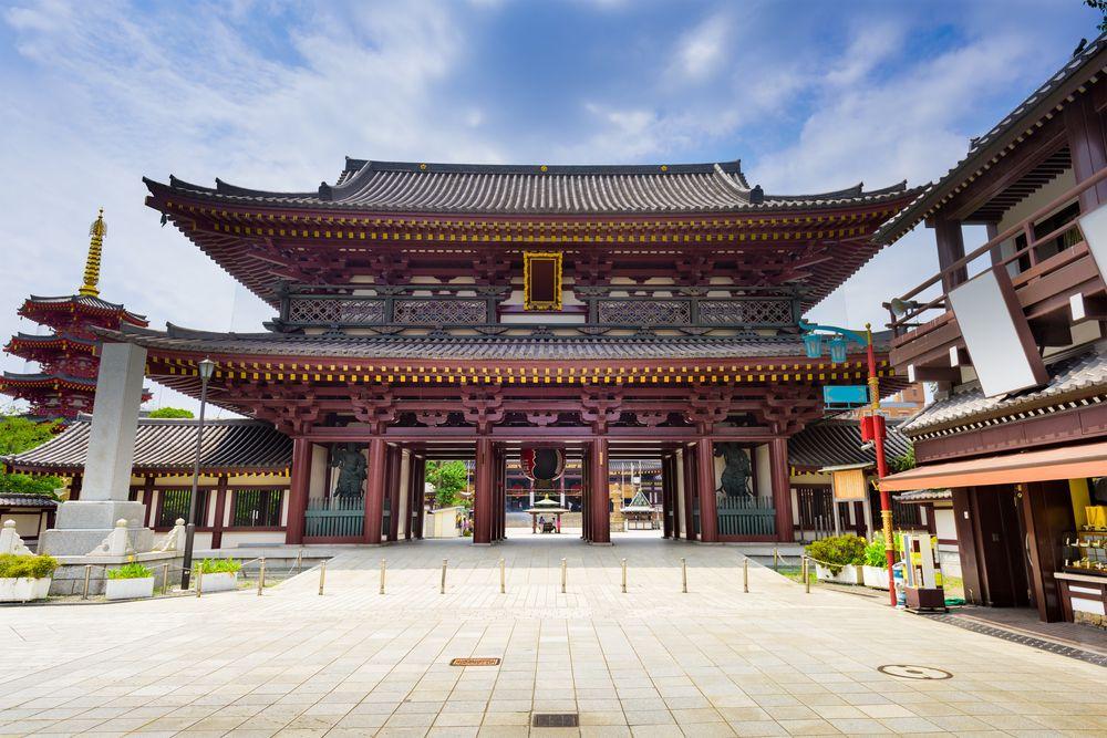 Kawasaki Daishi Buddhist Temple