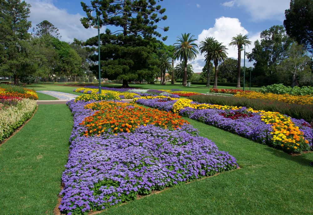 Queens Park and Botanic Gardens