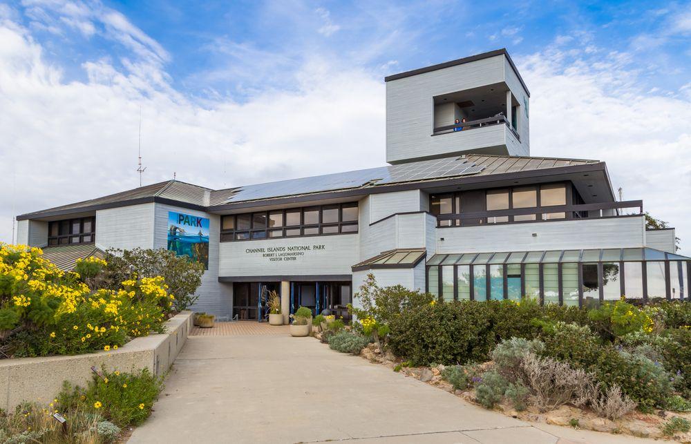 Robert J. Lagomarsino Visitor Center