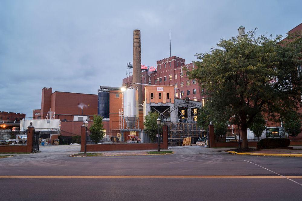 Saranac Brewery Tour