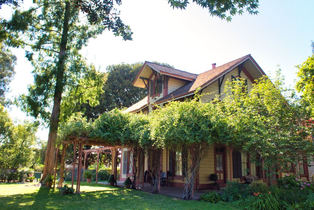 Shinn Historical Park and Arboretum