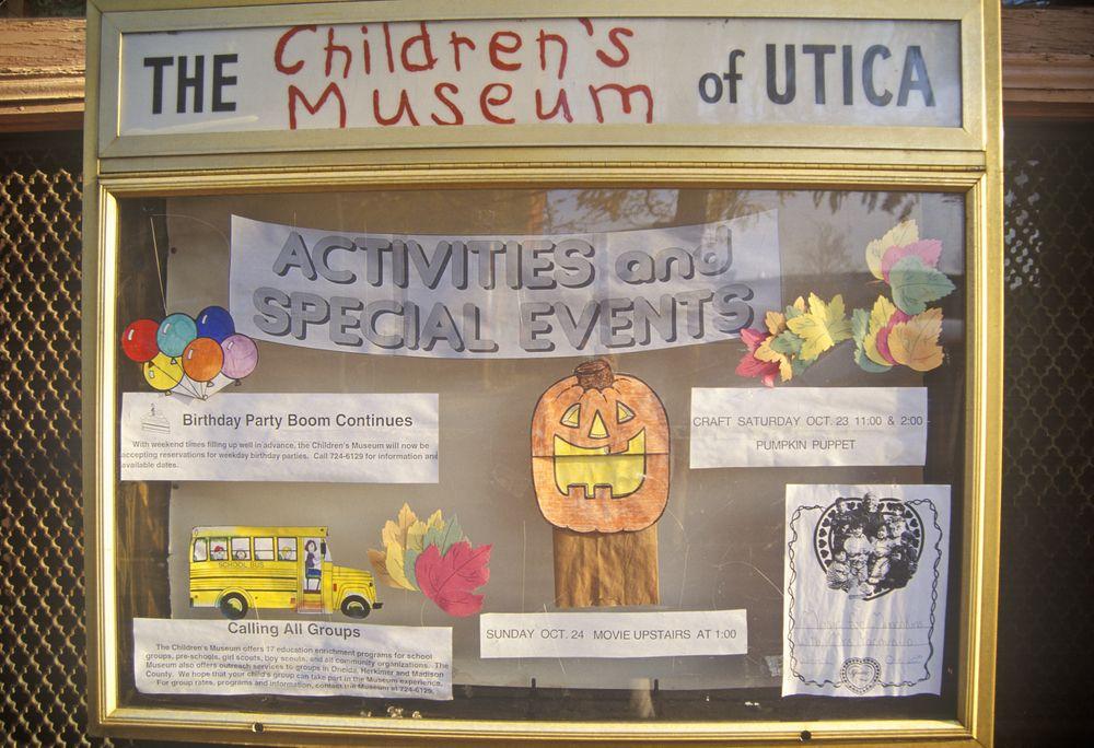 Utica Children's MuseumUtica Children's Museum