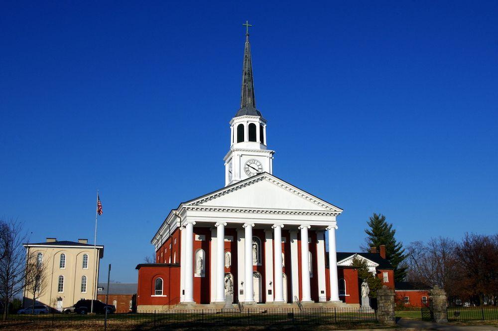 Basilica of Saint Joseph Proto-Cathedral bardstown