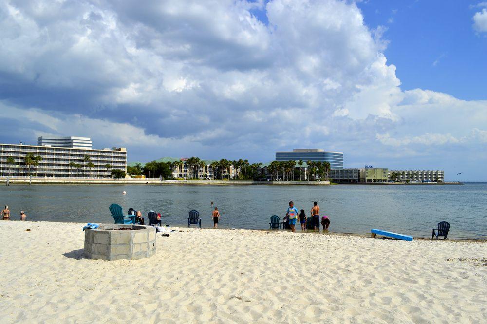 Ben T Davis Beach