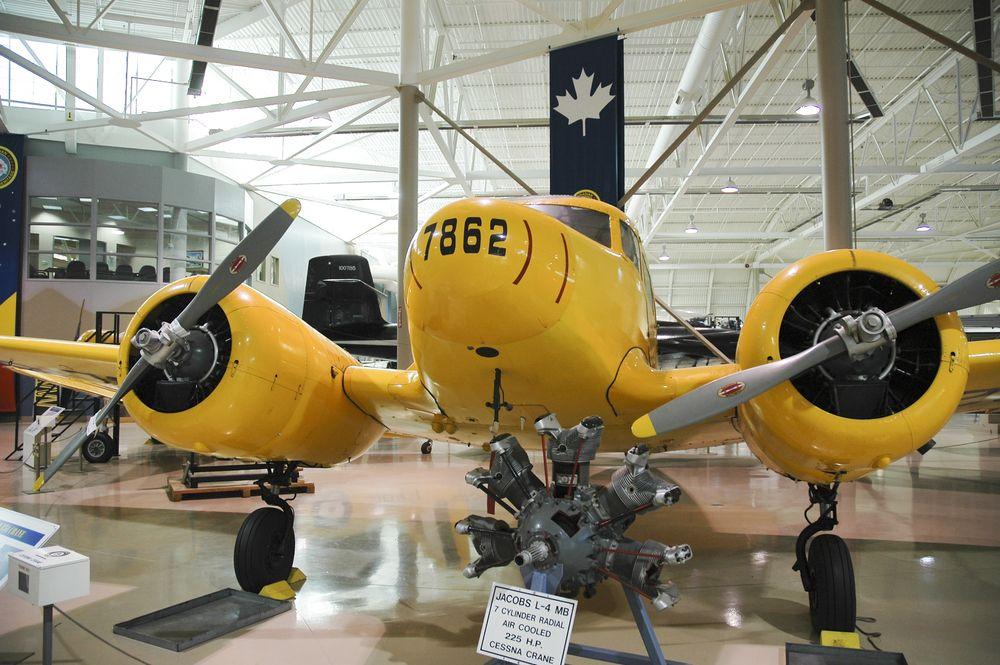 Canadian War Plane Heritage Museum
