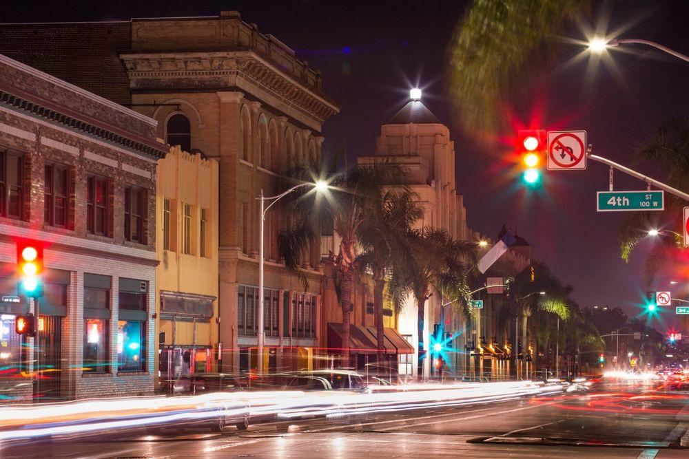 Santa Ana Historic District
