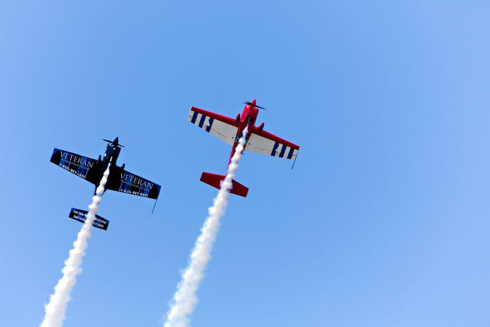 Battle Creek Field of Flight Air Show and Balloon Festival