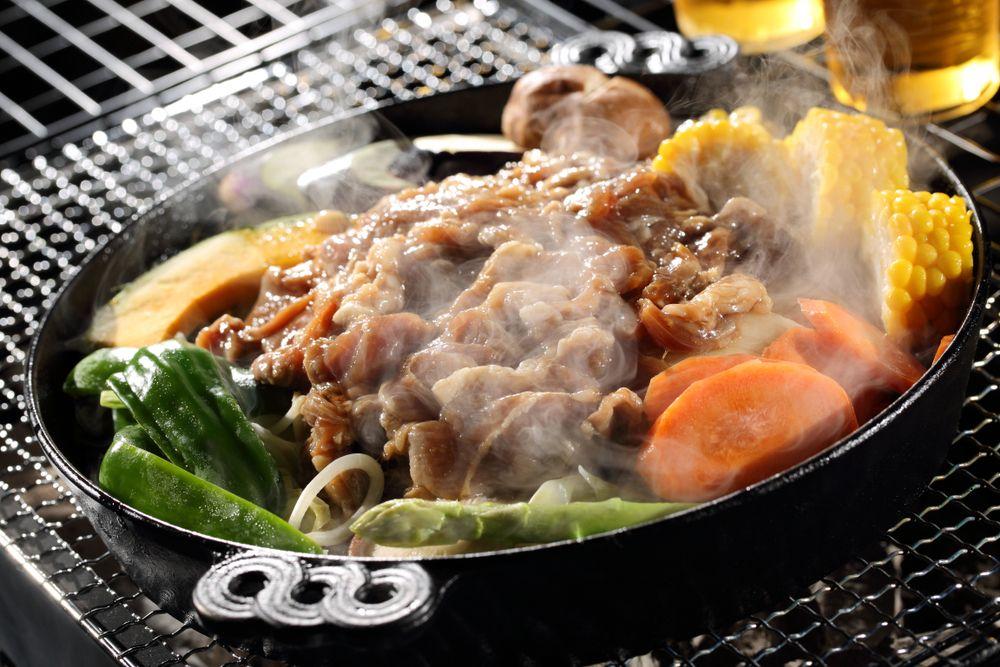 Hokkaido Food