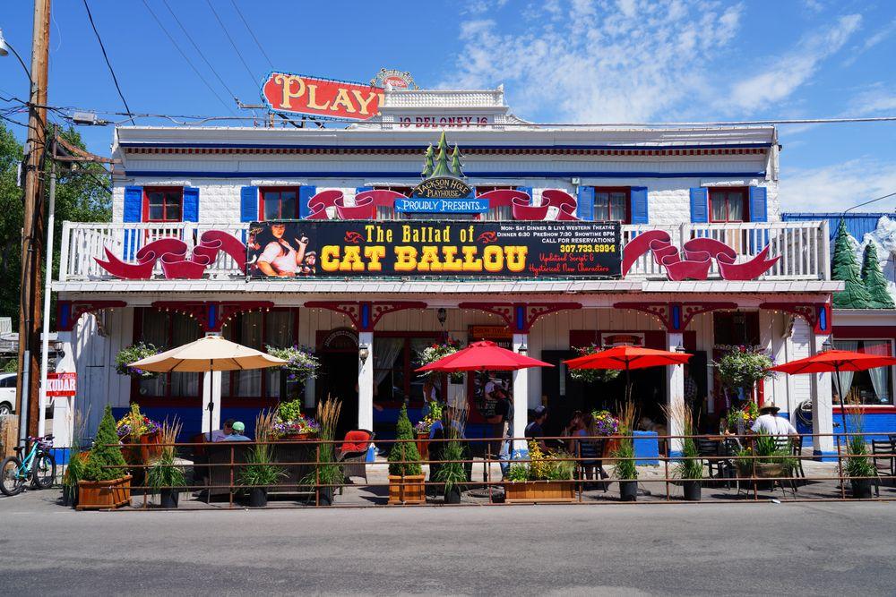 Jackson Hole Playhouse